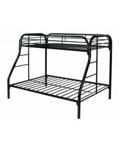 #233 - Metal T/F Bunk Bed W/O Mattreses - 58817